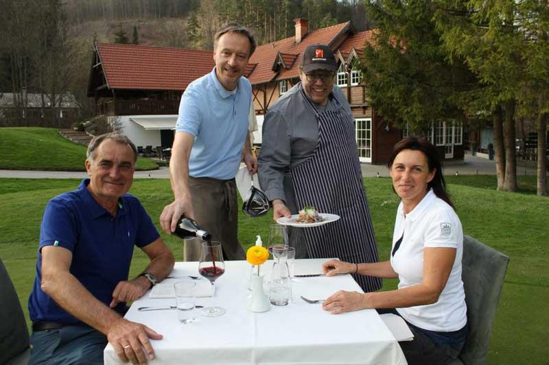 Restaurant Golf und Genuss im Adamstal