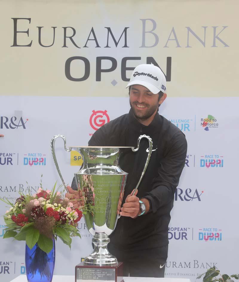 GC Adamstal EURAM Bank OPEN Sieger Joel Stalter