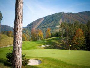 Golfclub Adamstal Der goldene Herbst kommt zurück