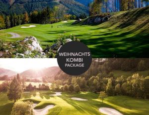 Golfclub Adamstal Weihnachtskombi-Package