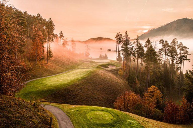 Golfclub Adamstal Platzsperre